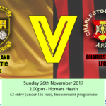 buckland ladies v charlestown ladies