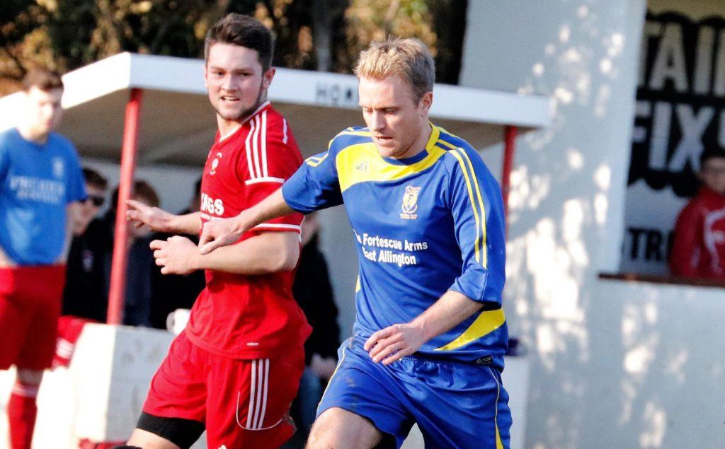 herald cup quarter-final kingsteignton athletic v east allington united
