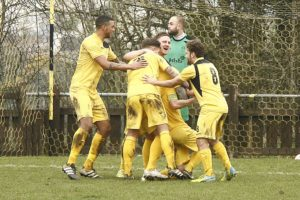 buckland athletic v east arlington united sdfl