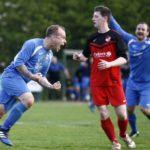 Les Bishop Cup final 2017 Barton Athletic v Newton Rovers