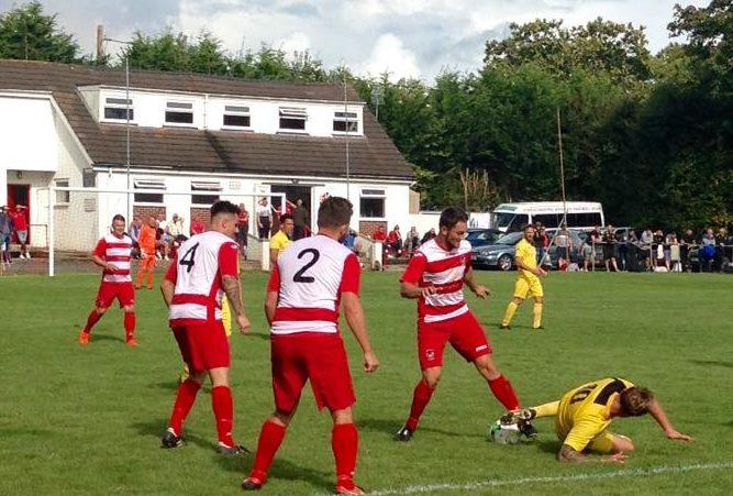 kingsteignton athletic v buckland athletic reserves