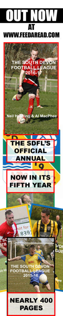 neil hocking south devon football league books