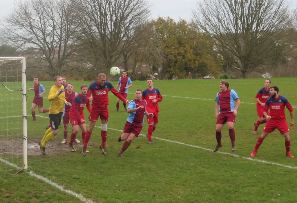 upton athletic v waldon athletic