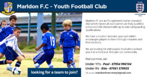 marldon youth football club